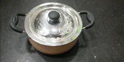 Sheetal Aluminum Aluminium Cookware Pot