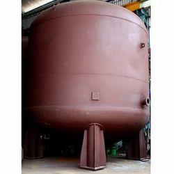 Mild Steel Pressure Vessel