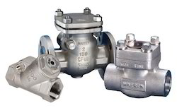 Alloy Steel Valves