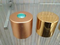 Designer Perfume Bottle Cap