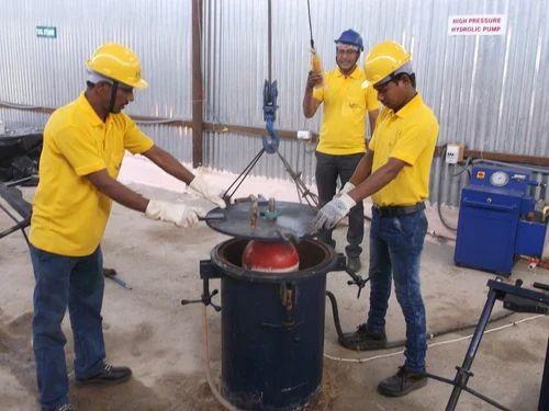 CNG Cylinder Testing in Indirapuram, Ghaziabad | ID: 10984051888