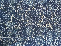 Printed Dabu Fabric