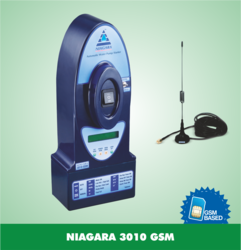 Niagara 3010 GSM Water Control Equipment