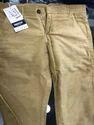 Brown Simple Trouser