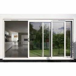 Aluminium Sliding Doors, Interior