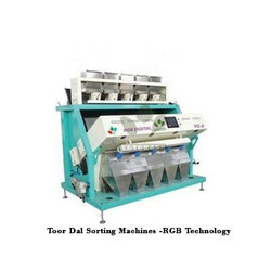 Toor Dal Sorting Machines