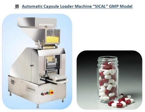 Capsule Section Machines Automatic Capsule Loader
