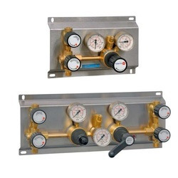 Gas Control Panel, For Gas Changeover