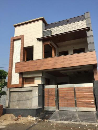 Brown Exterior Wall Cladding Rs 450 Square Feet Apex