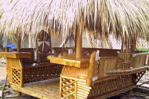Bamboo Restaurant Bamboo Restaurant Construction Oem