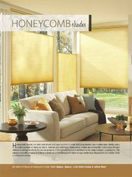 Fabric Honeycomb Blinds