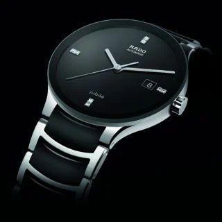 64542d0e4ffd9 Imported Rado Centrix Silver Watch