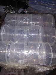 Plastic Transparent Box