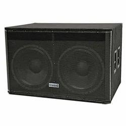 2400 Watt Black Noor Dull 18'''' Sub Woofer, Model Number/Name: nr12654, Model Name/Number: Double 18 Bass