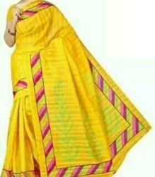 Bhaagalpuri Silk Saree