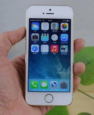 Apple iphone 5s 16 gb gold 1gb ram sealed box packed apple mobile apple iphone 5s 16 gb gold 1gb ram sealed box packed reheart Choice Image