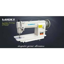 Lucky LC-6-9 Jumbo Hook Industrial Sewing Machine Model 6-9, Automatic Grade: Manual, 300