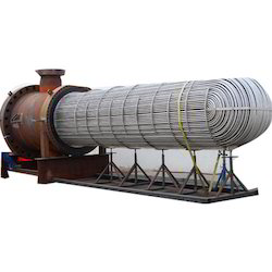 Shell Tube Oil Heat Exchangers