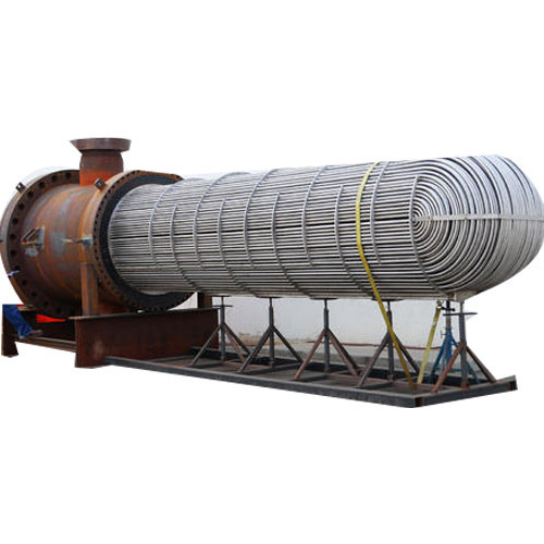 Shell Tube Condensers And Tube Condensers Manufacturer