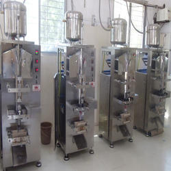 Filling Machine for Pouches