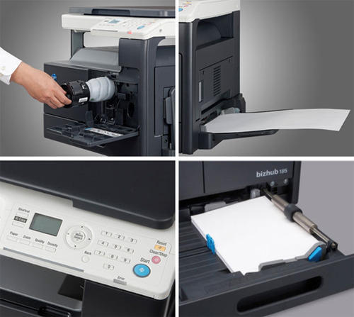 Konica Minolta Photocopy Machine - A3 Print Black/White