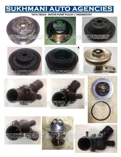 Tata Truck Water Pump Pulley Thermostat