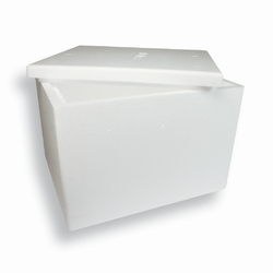 Thermocol Vegetable Box