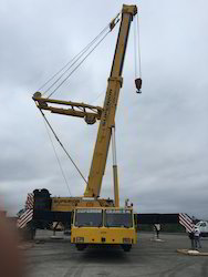 Rail crane with Super Lift