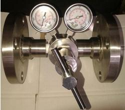 High Pressure Line Gas Regulators