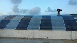 Roofing Sheet Fixing