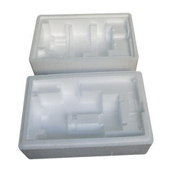 Thermocol Goods Packaging Box