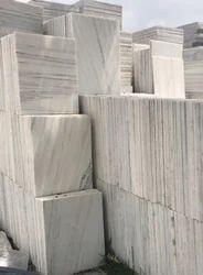 White Makrana Marble Tiles, For Flooring