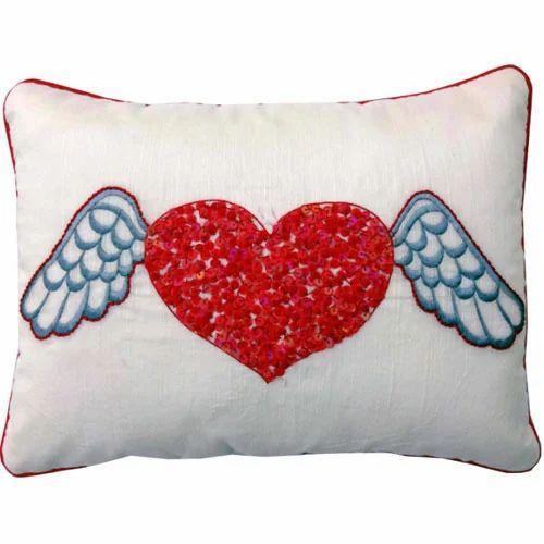Love Theme Cushion Cover - Designer Cushion Covers