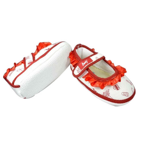 d9f0417e9d86f Red Baby Shoes Booty at Rs 349  pair
