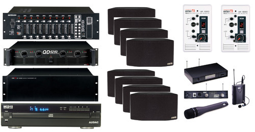 Background Music System Solution