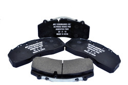 Asbestos Free Semi Metallic Disc Brake Pads (Set of 10)