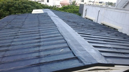 Metal Sheet Roof Waterproofing Solutions For Construction