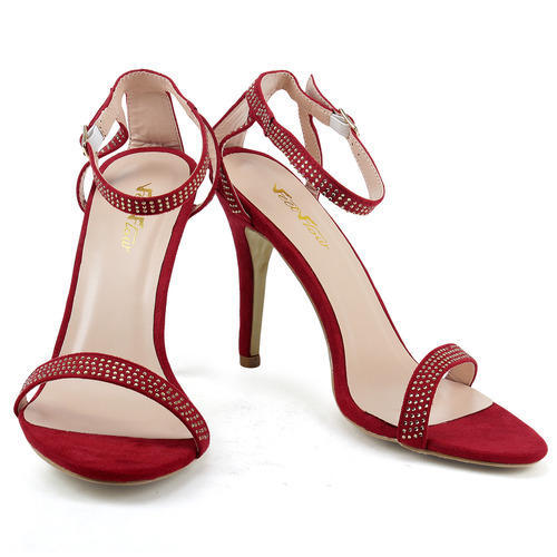 e0e4486487e7ee Ladies Party Wear Pencil Heel Sandal at Rs 800  piece(s)