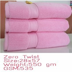 Zero Twist Towel