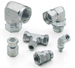 400 Bar Hydraulic Fittings