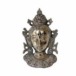 Goddess Tara Metal Sculpture