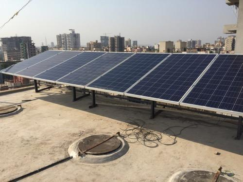 Solar Product On Grid Solar Roof Top Systems Exporter