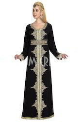Saudi Arabian Party Wear Evening Gown