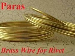 Brass Ribit Wire