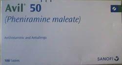 Avil Chlorpheniramine Maleate