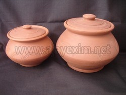 Earthen Curd Pot