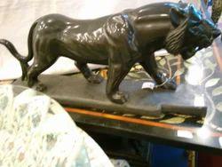 Black Marble Tiger