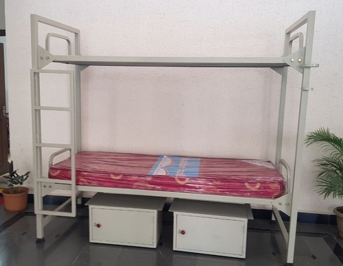 Global 30 Width X 72 Length X 72 Height Hostel Bunk Bed With