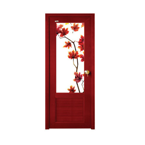 Bathroom PVC Glass Door, Doors And Windows | Stylex Doors ...