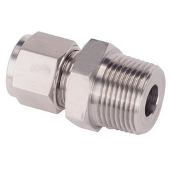 Stainless Steel Connectors - Male